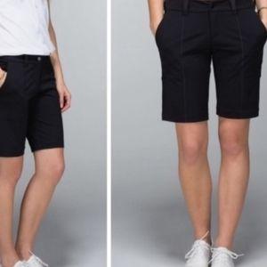 COPY - Lululemon Athletica Club Short Black